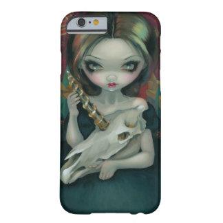 """""""Caso del iPhone 6 del fantasma del unicornio"""" Funda De iPhone 6 Barely There"""