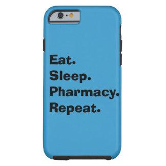 Caso del iPhone 6 del farmacéutico Funda De iPhone 6 Tough