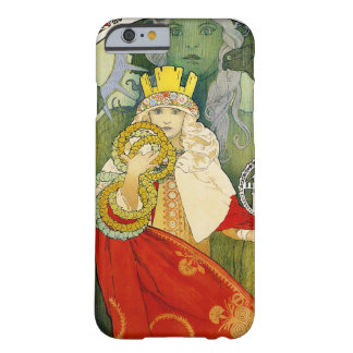 Caso del iPhone 6 del festival de Alfonso Mucha
