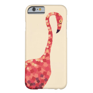 Caso del iPhone 6 del flamenco