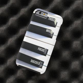 Caso del iPhone 6 del foco Funda Para iPhone 6 Tough