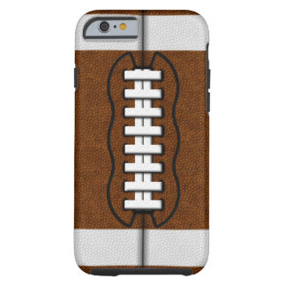 Caso del iPhone 6 del fútbol Funda De iPhone 6 Tough
