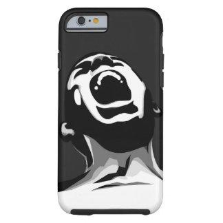 Caso del iPhone 6 del grito Funda Resistente iPhone 6