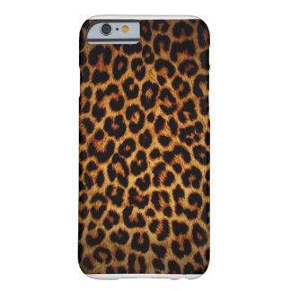 Caso del iPhone 6 del guepardo Funda Para iPhone 6 Barely There