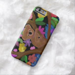 Caso del iPhone 6 del hábitat de la koala Funda De iPhone 6 Barely There