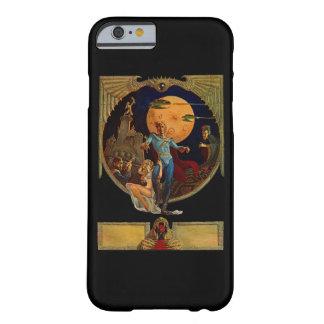 Caso del iPhone 6 del héroe de la ciencia ficción Funda Barely There iPhone 6