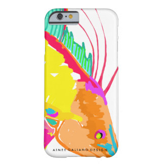 Caso del iPhone 6 del Hogfish Funda Barely There iPhone 6