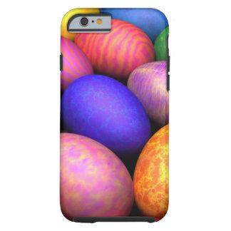 Caso del iPhone 6 del huevo de Pascua Funda Resistente iPhone 6