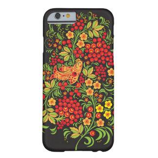 caso del iPhone 6 del khokhloma Funda Para iPhone 6 Barely There