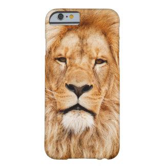 Caso del iPhone 6 del león Funda De iPhone 6 Slim