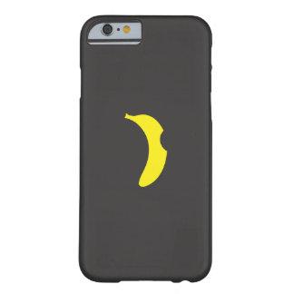 caso del iPhone 6 del logotipo del plátano