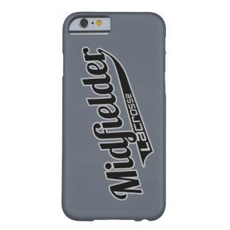 Caso del iPhone 6 del mediocampista de LaCrosse Funda Barely There iPhone 6