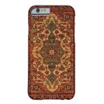 Caso del iPhone 6 del modelo 3148 de la alfombra Funda De iPhone 6 Slim