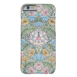 Caso del iPhone 6 del modelo de William Morris Funda De iPhone 6 Barely There