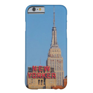 Caso del iPhone 6 del neoyorquino Funda Barely There iPhone 6
