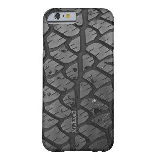 Caso del iPhone 6 del neumático del coche camión Funda De iPhone 6 Barely There