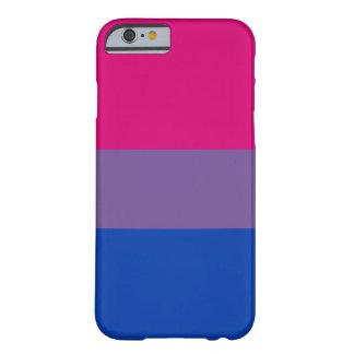 caso del iPhone 6 del orgullo del BI Funda De iPhone 6 Barely There