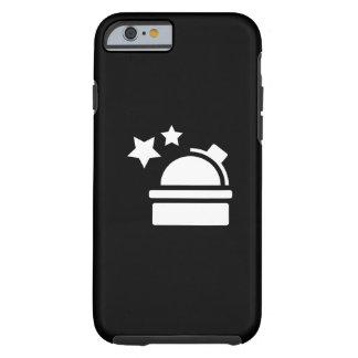 Caso del iPhone 6 del pictograma de la astronomía Funda Resistente iPhone 6