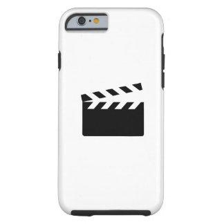 Caso del iPhone 6 del pictograma de la chapaleta Funda Para iPhone 6 Tough