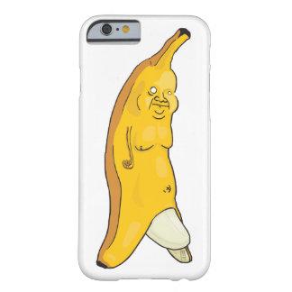 Caso del iPhone 6 del plátano Funda Para iPhone 6 Barely There