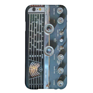 Caso del iPhone 6 del receptor de radio de la onda Funda Barely There iPhone 6