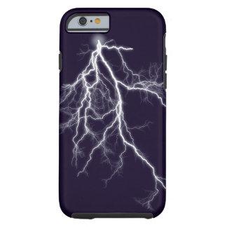 Caso del iPhone 6 del relámpago Funda De iPhone 6 Tough