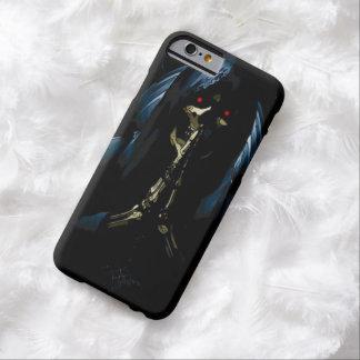 Caso del iPhone 6 del rezo de la muerte Funda Barely There iPhone 6