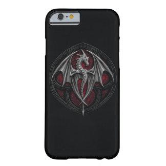 Caso del iPhone 6 del sello del dragón