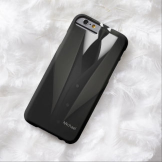 Caso del iPhone 6 del smoking de los hombres