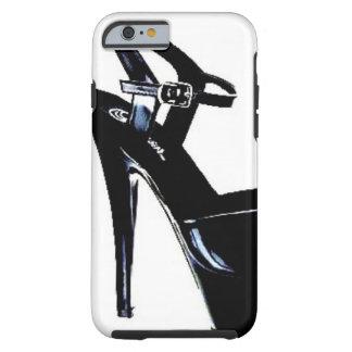 Caso del iPhone 6 del tacón alto Funda De iPhone 6 Tough