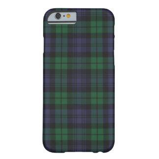 Caso del iPhone 6 del tartán de Campbell del clan Funda De iPhone 6 Barely There
