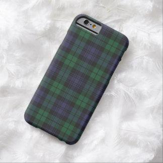 Caso del iPhone 6 del tartán de Campbell del clan Funda Para iPhone 6 Barely There