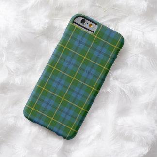Caso del iPhone 6 del tartán de Johnston Funda Para iPhone 6 Barely There