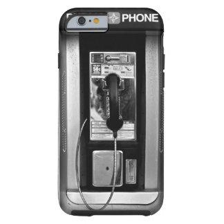 Caso del iPhone 6 del teléfono de pago Funda De iPhone 6 Tough