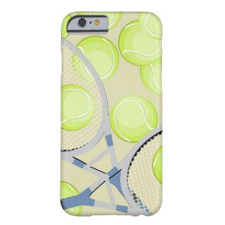 Caso del iPhone 6 del tenis Funda De iPhone 6 Barely There