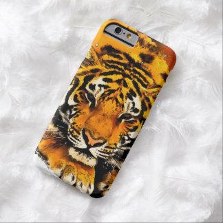 Caso del iPhone 6 del tigre siberiano de la Funda De iPhone 6 Barely There