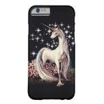 Caso del iPhone 6 del unicornio Funda De iPhone 6 Barely There