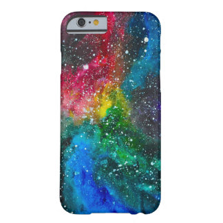 Caso del iPhone 6 del universo por Megaflora Funda Barely There iPhone 6