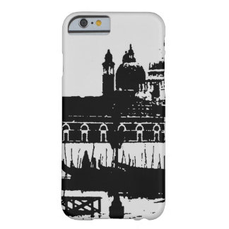 Caso del iPhone 6 del viaje de Venecia Italia del Funda Para iPhone 6 Barely There