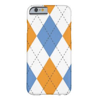 caso del iPhone 6 - diamante Argyle - deporte Funda De iPhone 6 Barely There