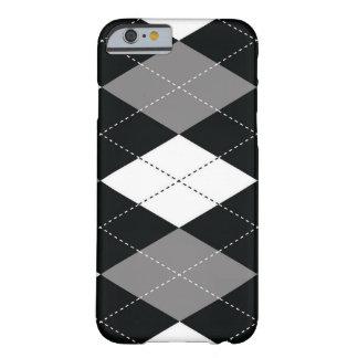 caso del iPhone 6 - diamante Argyle - película Funda Para iPhone 6 Barely There