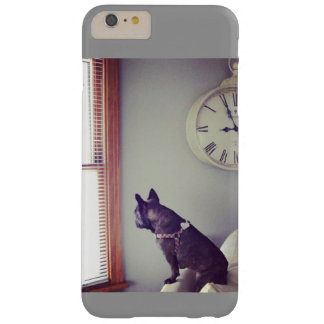 caso del iPhone 6 - dogo francés Funda Para iPhone 6 Plus Barely There