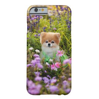 caso del iPhone 6 - el jardín secreto de Bella Funda De iPhone 6 Barely There