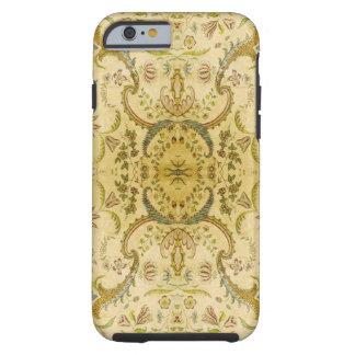 caso del iPhone 6 en vintage Funda De iPhone 6 Tough