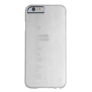 caso del iPhone 6 - foto de la niebla de la Funda De iPhone 6 Barely There