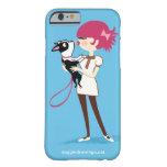 """caso del iPhone 6: La boogie ama a """"Boris Funda De iPhone 6 Barely There"""
