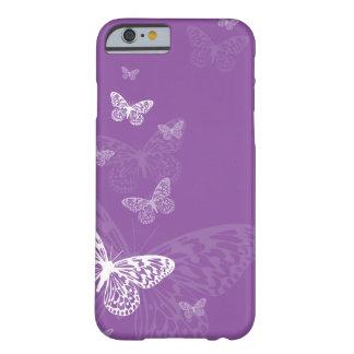 caso del iPhone 6 mariposas 7 Funda De iPhone 6 Slim