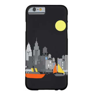 caso del iPhone 6, NYC, TomSlaughter Funda De iPhone 6 Barely There