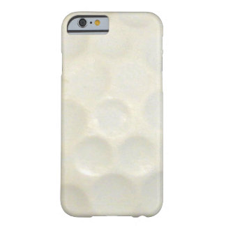 caso del iPhone 6 - pelota de golf viva Funda De iPhone 6 Barely There