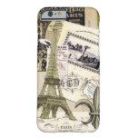 caso del iPhone 6 todo París Funda De iPhone 6 Barely There
